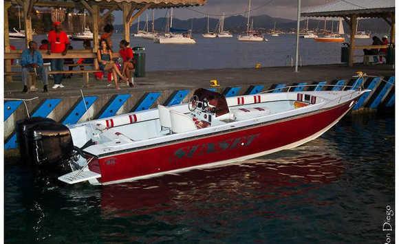 bateau de peche occasion martinique