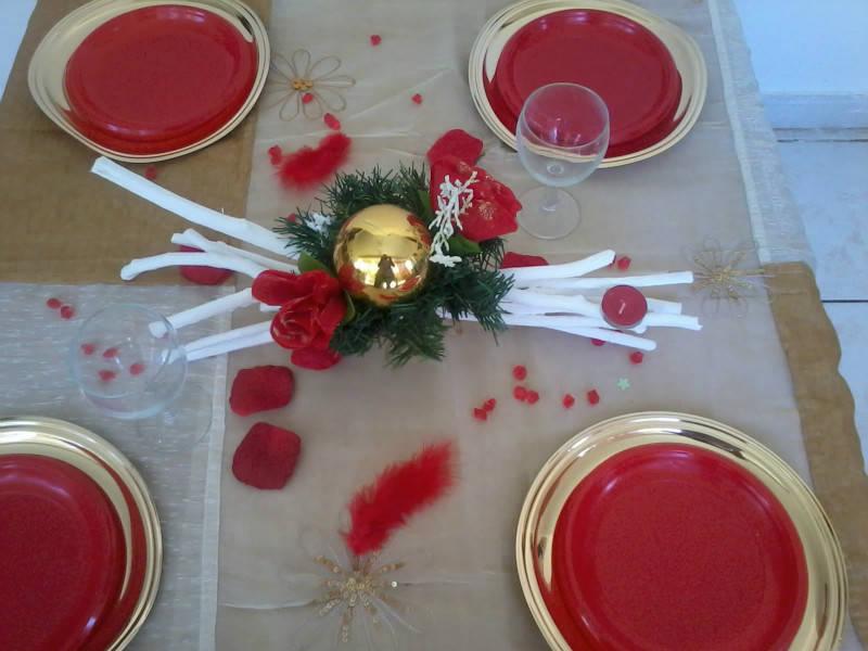 Centre de table pour noel annonce cuisine arts de la - Centre de table de cuisine ...