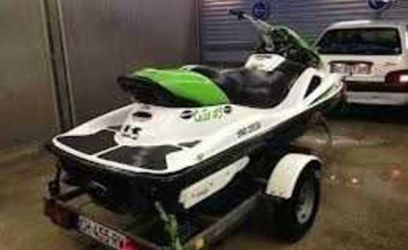 Kawasaki stx15F engine Hs