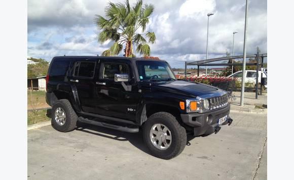 Hummer H3 black beige interior - Classified ad - Cars Parc de la ...