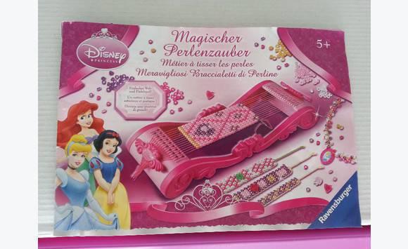 Metier A Tisser Les Perles Disney Princess Jeux Jouets