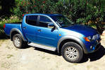 pick up mitsubishi L200