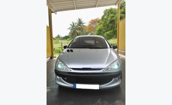 peugeot 206 quicksilver 1l6 16v 3 portes annonce. Black Bedroom Furniture Sets. Home Design Ideas