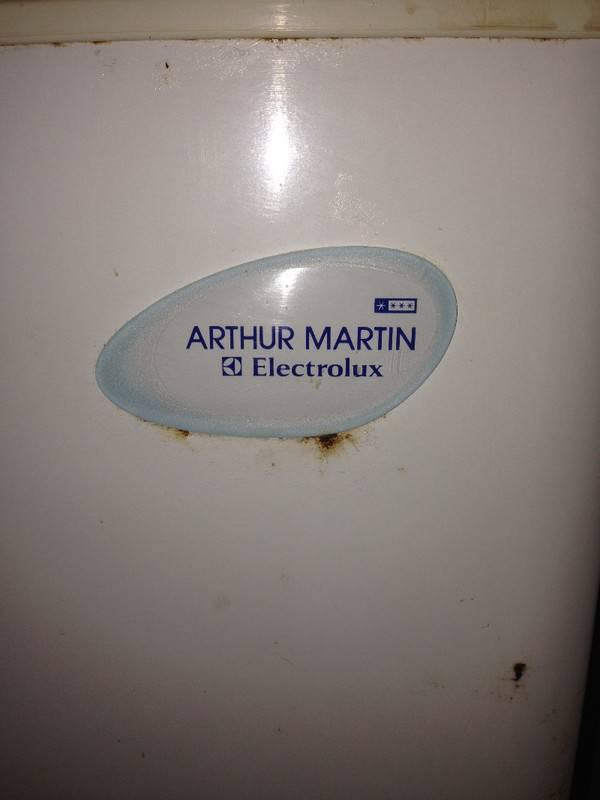 Congelateur Table Top Arthur Martin Electrolux - Annonce ...