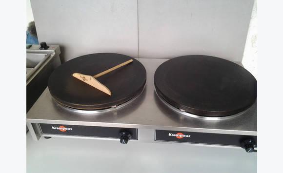 crepiere pro double bain marie krampouz annonce petit mat riel nouvelle cal donie cyphoma. Black Bedroom Furniture Sets. Home Design Ideas