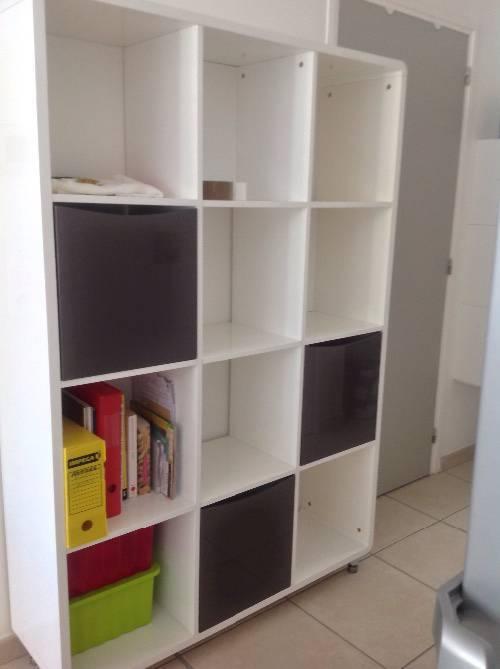 meuble ikea 12 casiers annonce meubles et d coration cul de sac saint martin. Black Bedroom Furniture Sets. Home Design Ideas