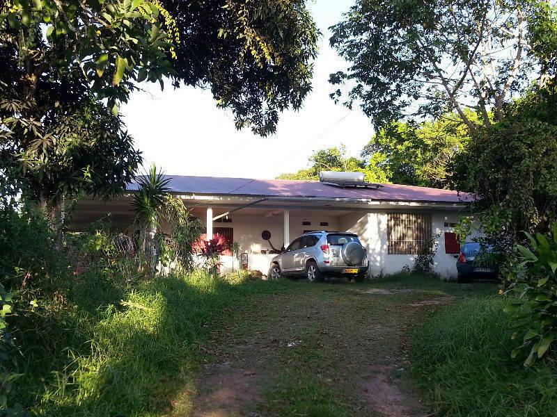 Grande maison larivot annonce ventes maison guyane for Acheter maison guyane