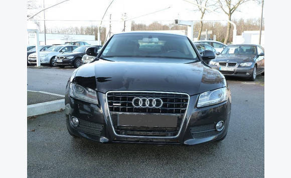 audi a5 coupe quattro classified ad cars sint maarten. Black Bedroom Furniture Sets. Home Design Ideas