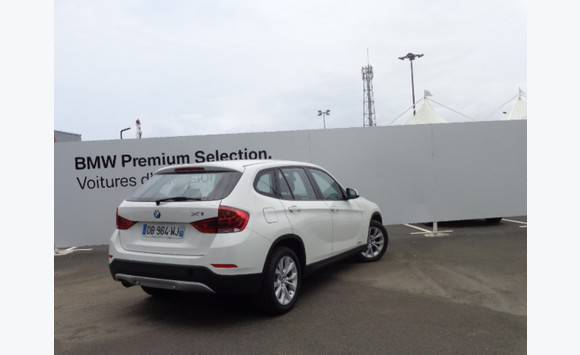 bmw x1 sdrive16da 116ch lounge plus annonce voitures baie mahault guadeloupe cyphoma. Black Bedroom Furniture Sets. Home Design Ideas