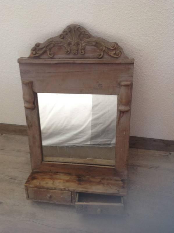 Meuble miroir bois annonce meubles et d coration cul for Meuble martin