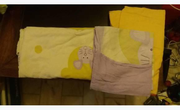 parure drap enfant annonce linge de maison mont vernon. Black Bedroom Furniture Sets. Home Design Ideas