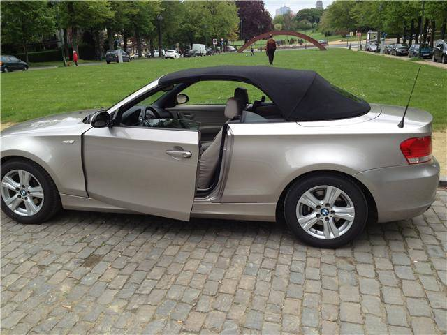 bmw 120i cabriolet annonce voitures hope estate saint martin. Black Bedroom Furniture Sets. Home Design Ideas