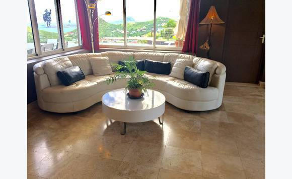 canap en rond excellent canape demi cercle canap rond. Black Bedroom Furniture Sets. Home Design Ideas