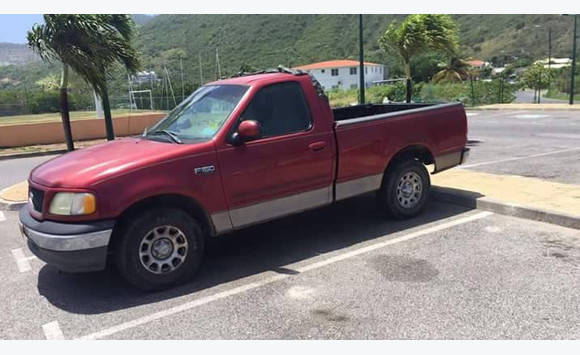 Ford f 150 v6 classified ad cars marigot saint martin for 2002 ford f150 rear window leak