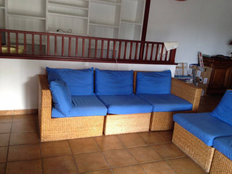Canape 5 places annonce meubles et d coration parc de for Canape orientale