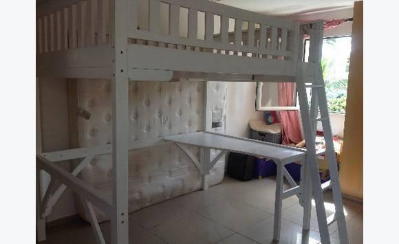 lit superpos sans matelas annonce meubles et d coration oyster pond saint martin. Black Bedroom Furniture Sets. Home Design Ideas