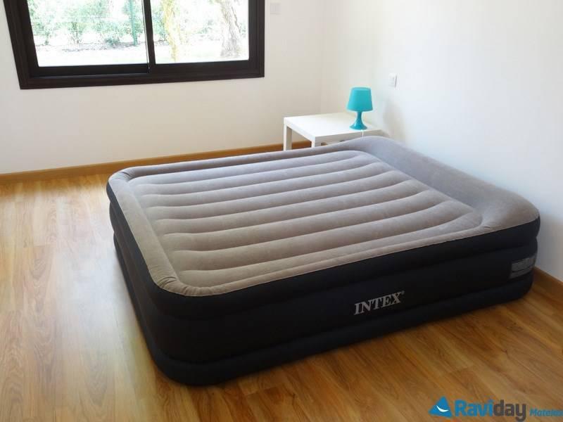 Air Mattress On Bed Frame
