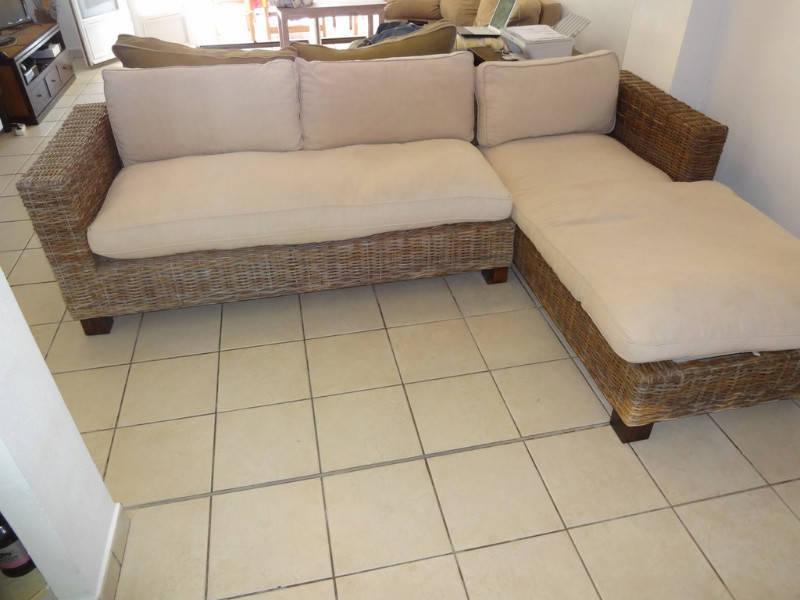 canap 233 d angle osier annonce meubles et d 233 coration martin