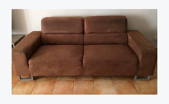 Canap 3 places annonce meubles et d coration parc de for Canape orientale