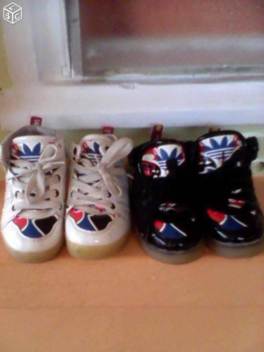 23 Adidas Pointure Basket 22 Enfant Et RjL4A5q3