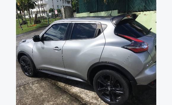 Nissan juke annonce voitures le lamentin martinique for Garage qui vend des voitures d occasion a credit