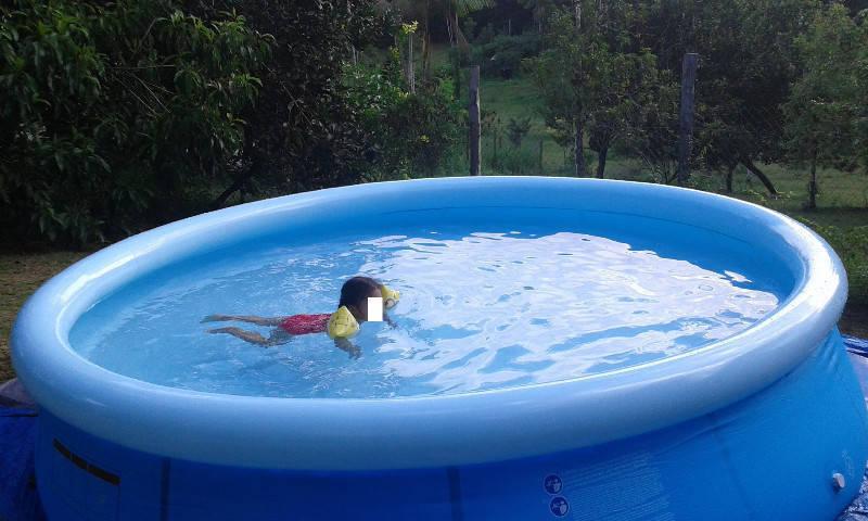 Piscine autoportante compl te annonce mobilier et for Equipement piscine