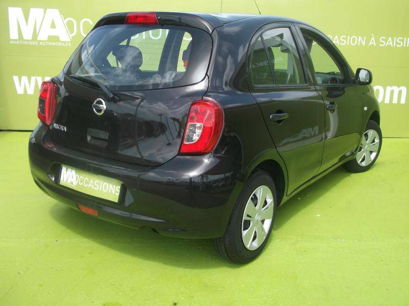 nissan micra 1 2 80ch visia pack annonce voitures le lamentin martinique cyphoma. Black Bedroom Furniture Sets. Home Design Ideas
