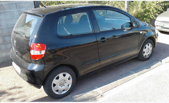 voiture volkswagen fox annonce voitures morne l 39 eau guadeloupe. Black Bedroom Furniture Sets. Home Design Ideas