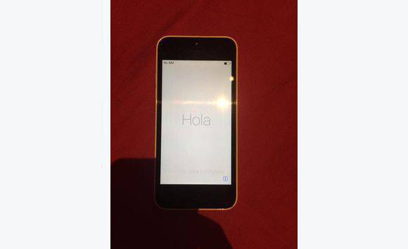 how to set up icloud on iphone 5c