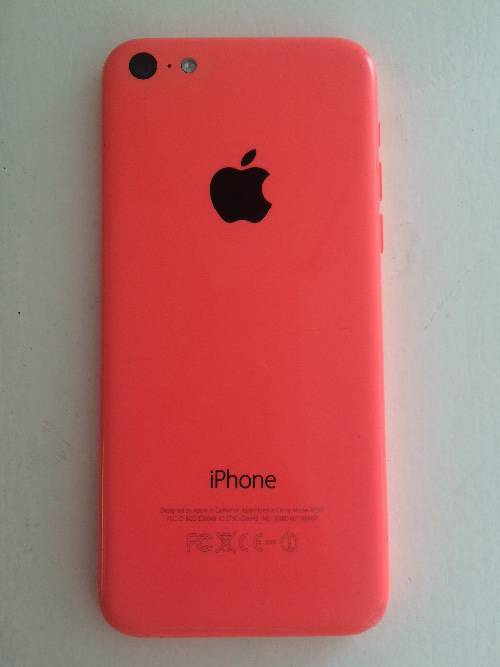 IPhone 5 C Pink Very Good Condition Saint Barthelemy