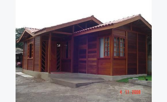 deux maisons bois type t2  Annonce  Ventes Maison Arrondissement de Cayenne