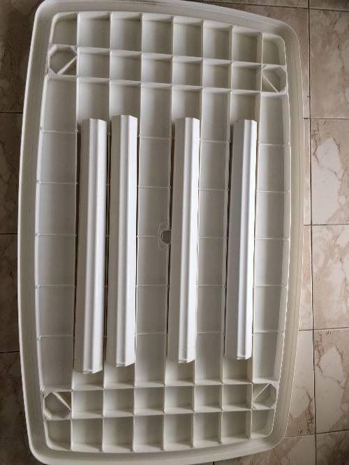 Table exterieur blanche 6 pers annonce mobilier et for Equipement exterieur
