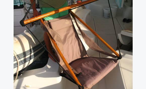 Hanging Deck Chair EZ HANG