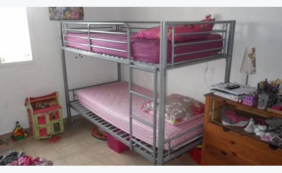 Good condition double bed mezzanine