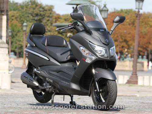 sym 125 gts annonce motos scooter quad saint martin. Black Bedroom Furniture Sets. Home Design Ideas
