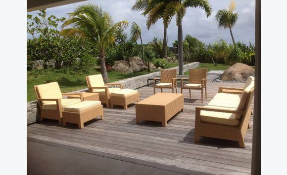 Kettal outdoor furniture Rope Garden Complete Outdoor Lounge Mark Kettal Furniture And Outdoor Equipment Saint Barthélemy Cyphoma Cyphoma Complete Outdoor Lounge Mark Kettal Furniture And Outdoor