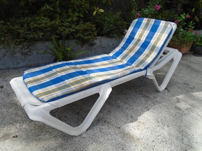 Chaise longue annonce mobilier et quipement d for Equipement exterieur