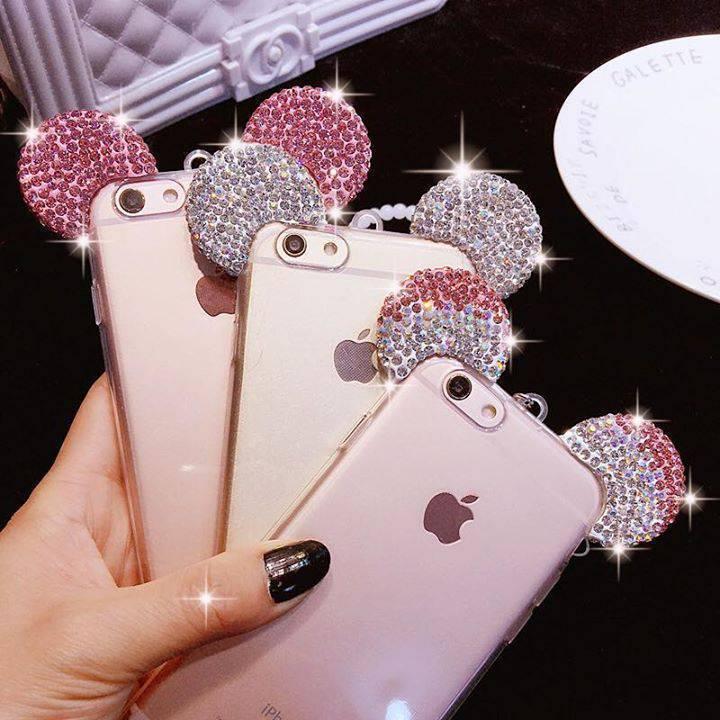 coque iphone 6 mickey oreille