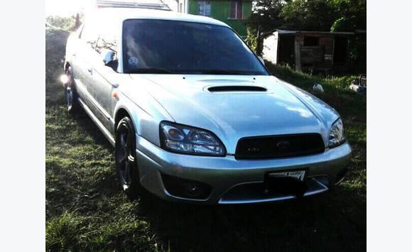 Subaru Legacy B4 Cars Antigua And Barbuda Cyphoma