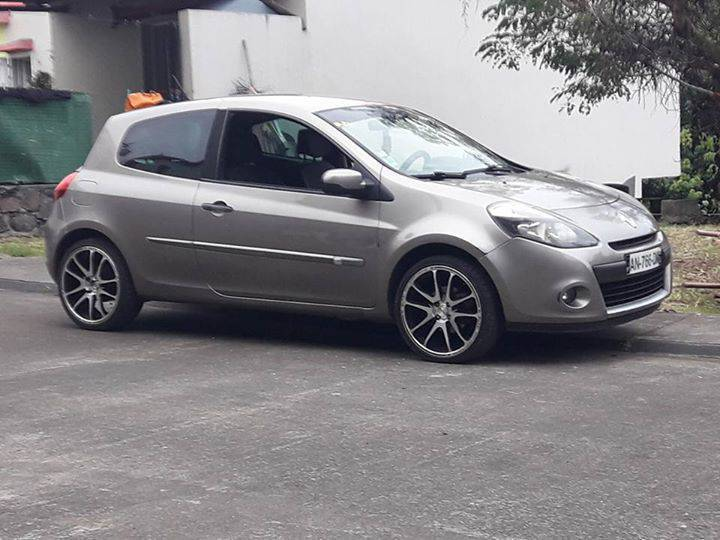 Renault Clio 3 Phase 2 1 5dci 88ch