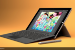 "Tablet SURFACE PRO 4 12, 3 ""new + case + OFFICE"