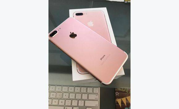Apple Iphone 7 Plus 128gb Rose Gold Telephony Antigua And