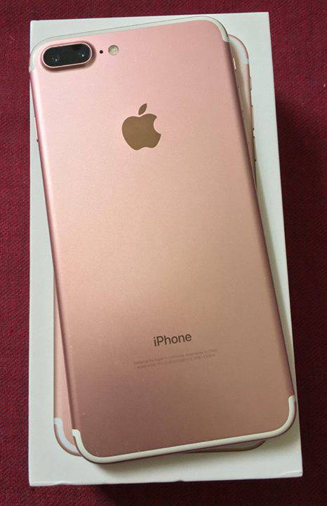 Apple Iphone 7 Plus 32gb Rose Gold Telephony Antigua And
