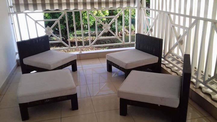 Salon de jardin gris Anthracite - Annonce - Mobilier et équipement d ...