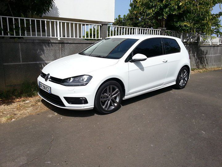 volkswagen golf 7 1 2 tsi 105cv 3 portes annonce voitures baie mahault guadeloupe. Black Bedroom Furniture Sets. Home Design Ideas