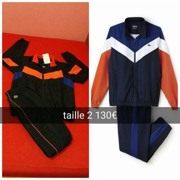 Lacoste Ensemble Survêtement Cyphoma Vêtements Martinique • 5jL3Rqc4A