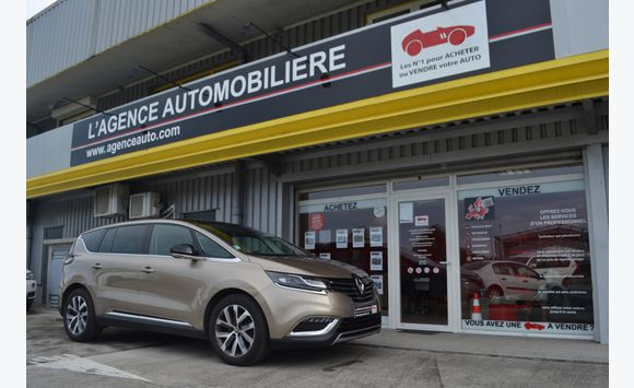 Renault Espace 1 6 Dci 160ch Energy