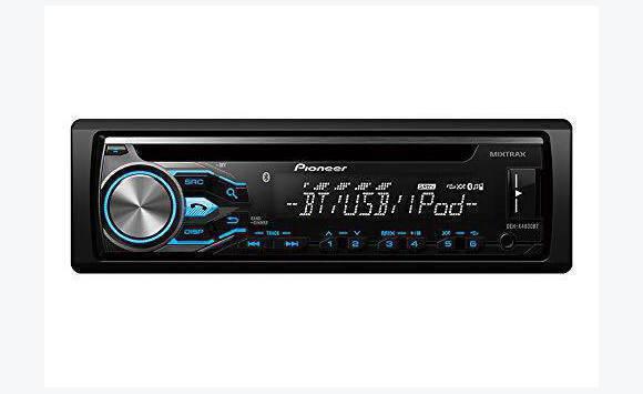 48ab5902d Pioneer DEH-X5600BT car radio MIXTRAX   Bluetooth - Parts