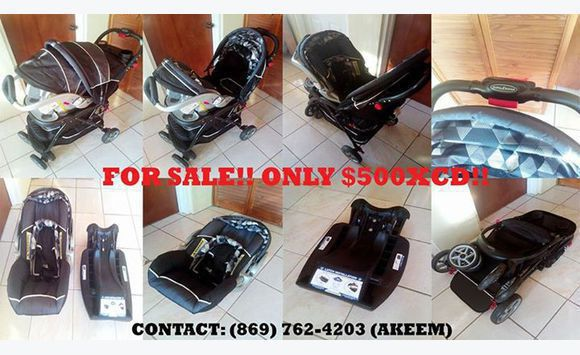 Stroller with car seat - Classified ad - Childcare - Baby Gear ...