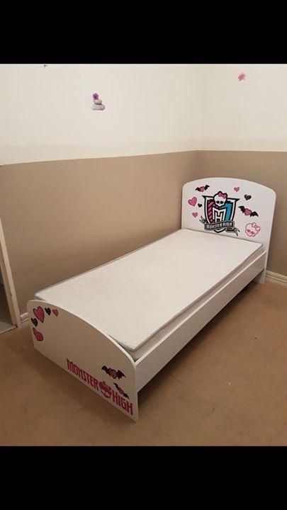 lit complet pour fille